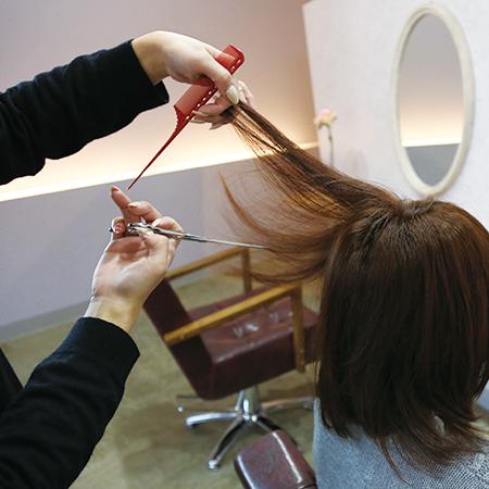 美容室PrimaAtrieのヘアー・カラー・カットイメージ